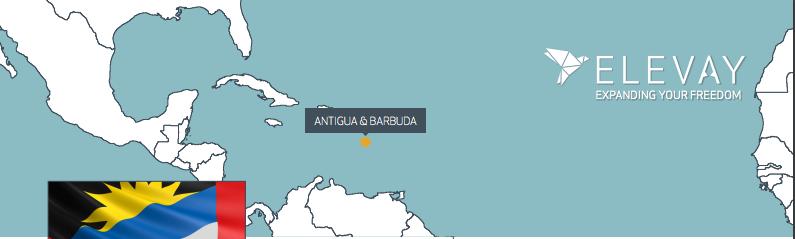 Antigua-map