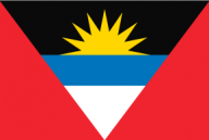 antigua and barbuda, flag, national flag