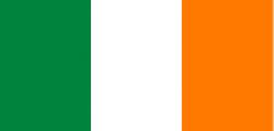 ireland, flag, national flag