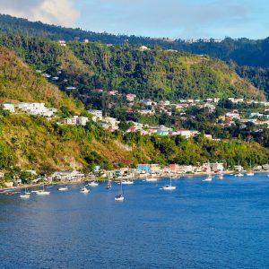 dominica, roseau, caribbean