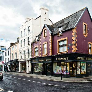 killarney, streetview, ireland