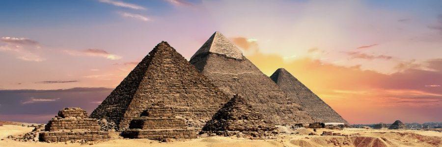 pyramids, egypt, egyptian